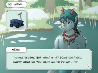 Vetehi Theme: Video Game