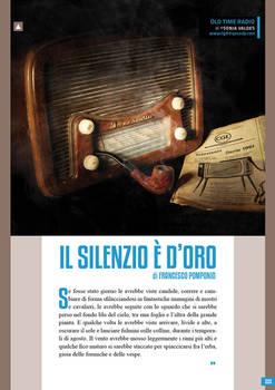 Old Time Radio, by Sonja Valdes
