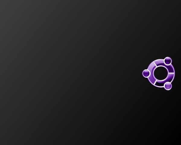 Ubuntu Purple Sophisticated by shtaffa
