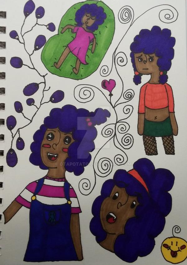 HPM: Matilda Galore by Otato-Otato