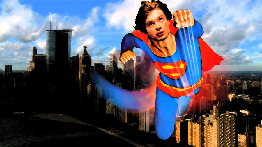 gallery for smallville wallpaper