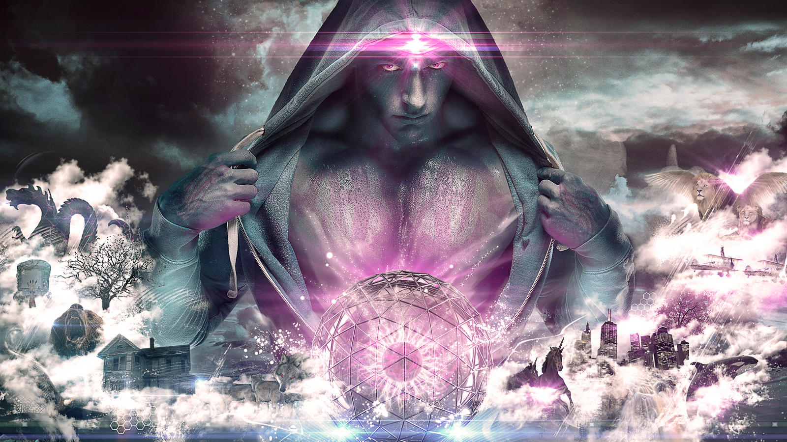 Morpheus - The god of dreams by ArtBeatDesigns on DeviantArt