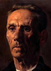 Portrait (Oil)