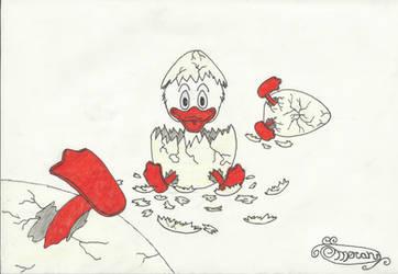 Little Ducks by omercan1993