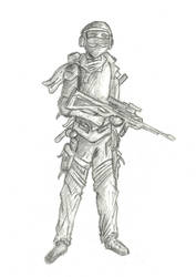Soldier by omercan1993