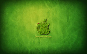 Apple - Think Green by g2k556