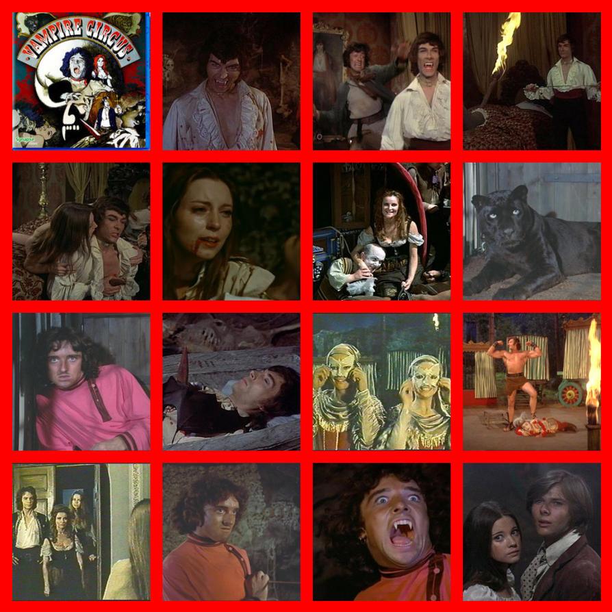Vampire Circus 2 by HalloweenMAGE