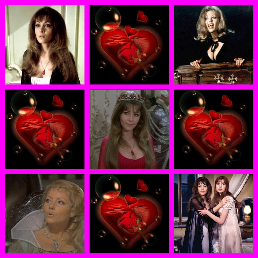 Ingrid Pitt a tribute by