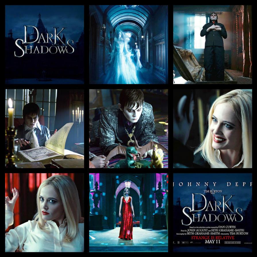 Dark Shadows Movie by HalloweenMAGE