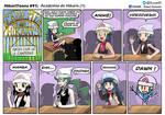 HikariToons #91 - Academia de Hikaris 1