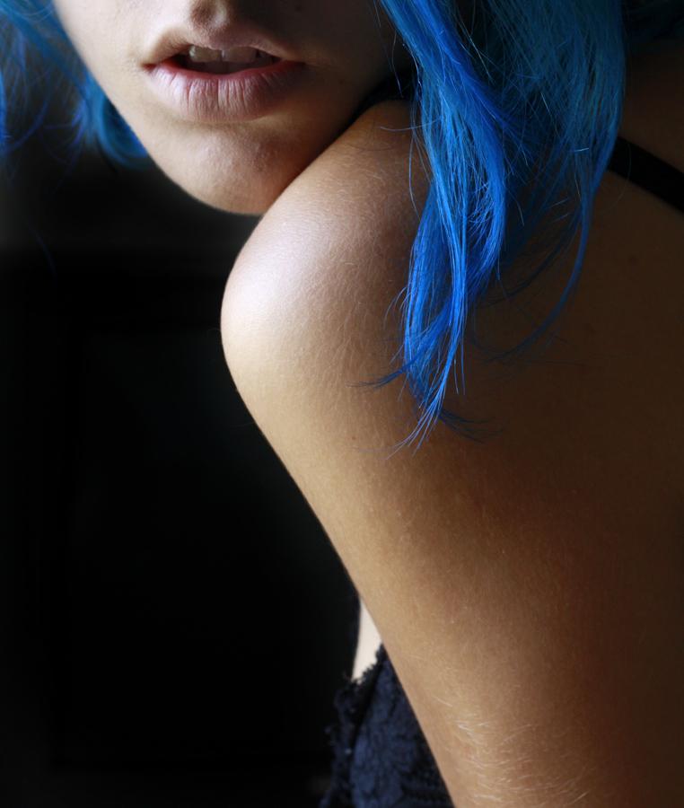 Girls w/ Blue Hair @ ShockBlast