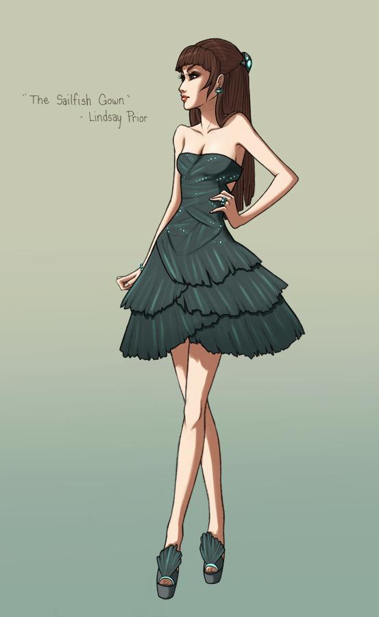 Sailfish Dress
