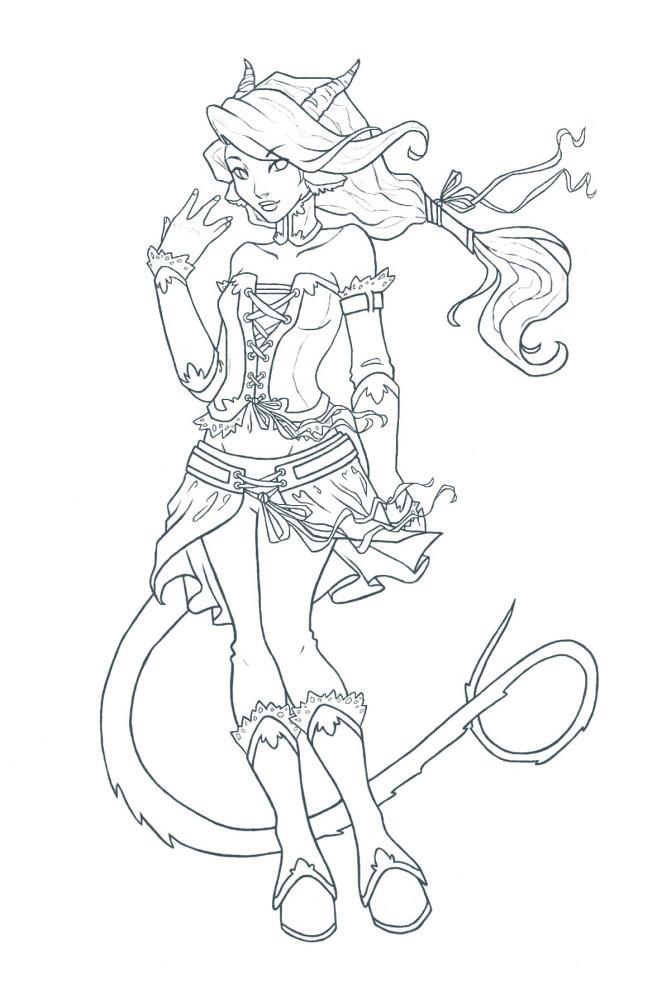 Zodiac Line Art : Zodiac mael kai lineart by sketchtastrophe on deviantart