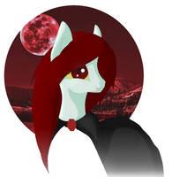 Vampire by QueenBlo