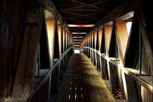 medieval bridge by mantrasiva