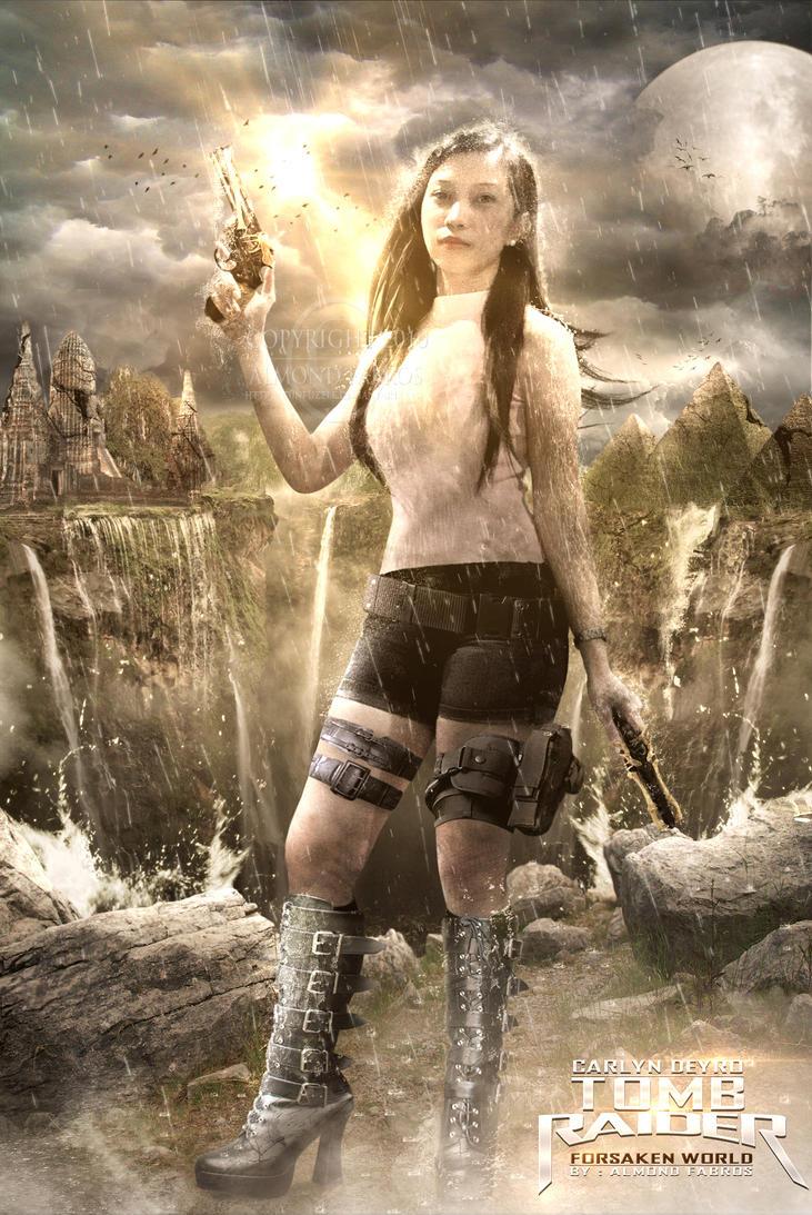 Tomb Raider : Forsaken World by C0NFUZZLE