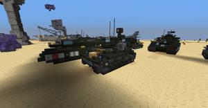 GARRETT2BY4 Cold War AMX-13/90 Light Tank