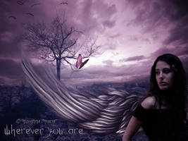 Wherever You Are by flightless-angel