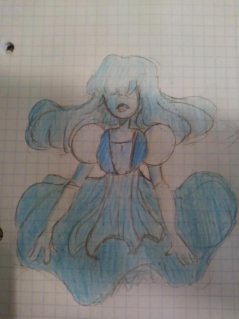 Sapphire by Devilishkitty21