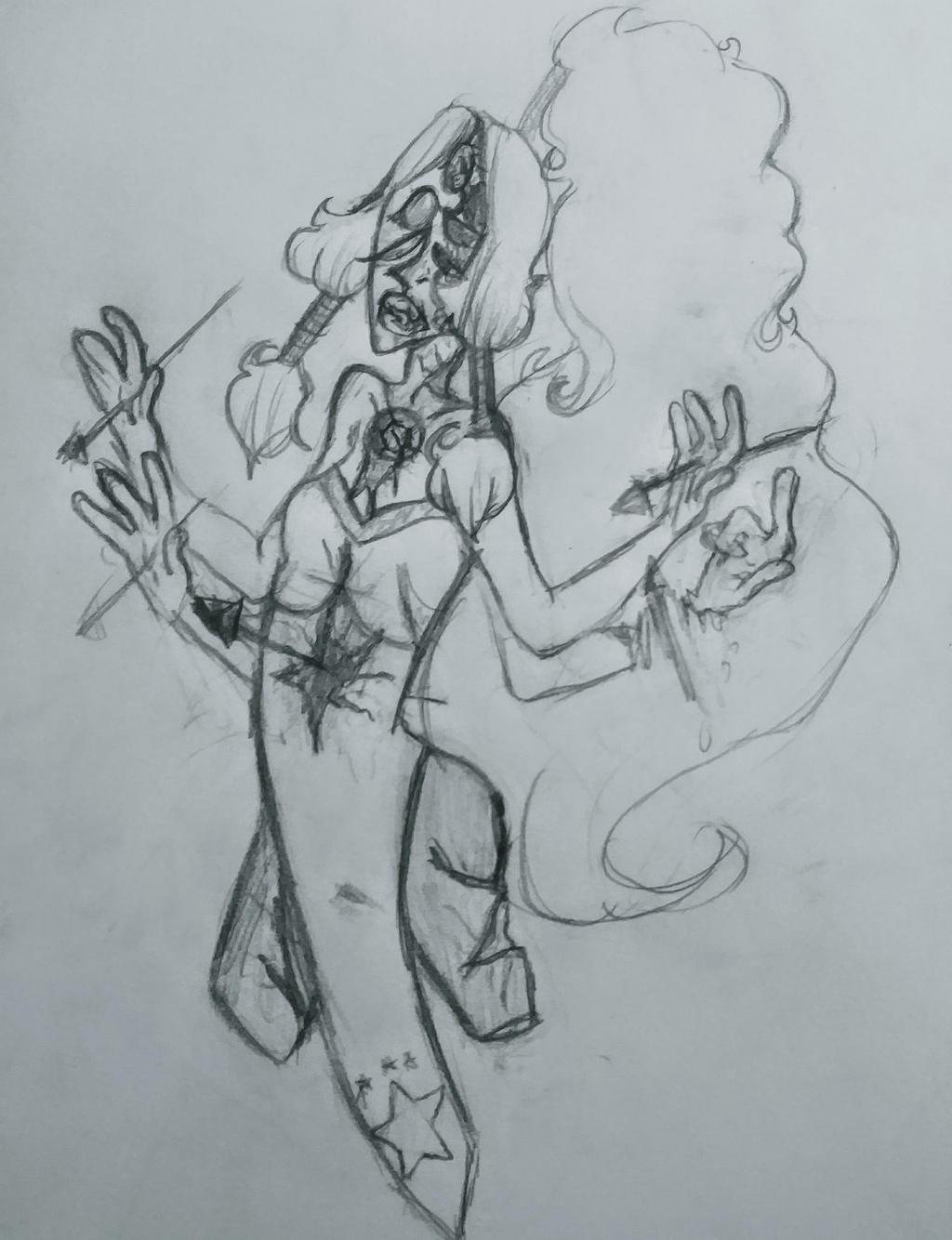 Spoopy Opal by Devilishkitty21