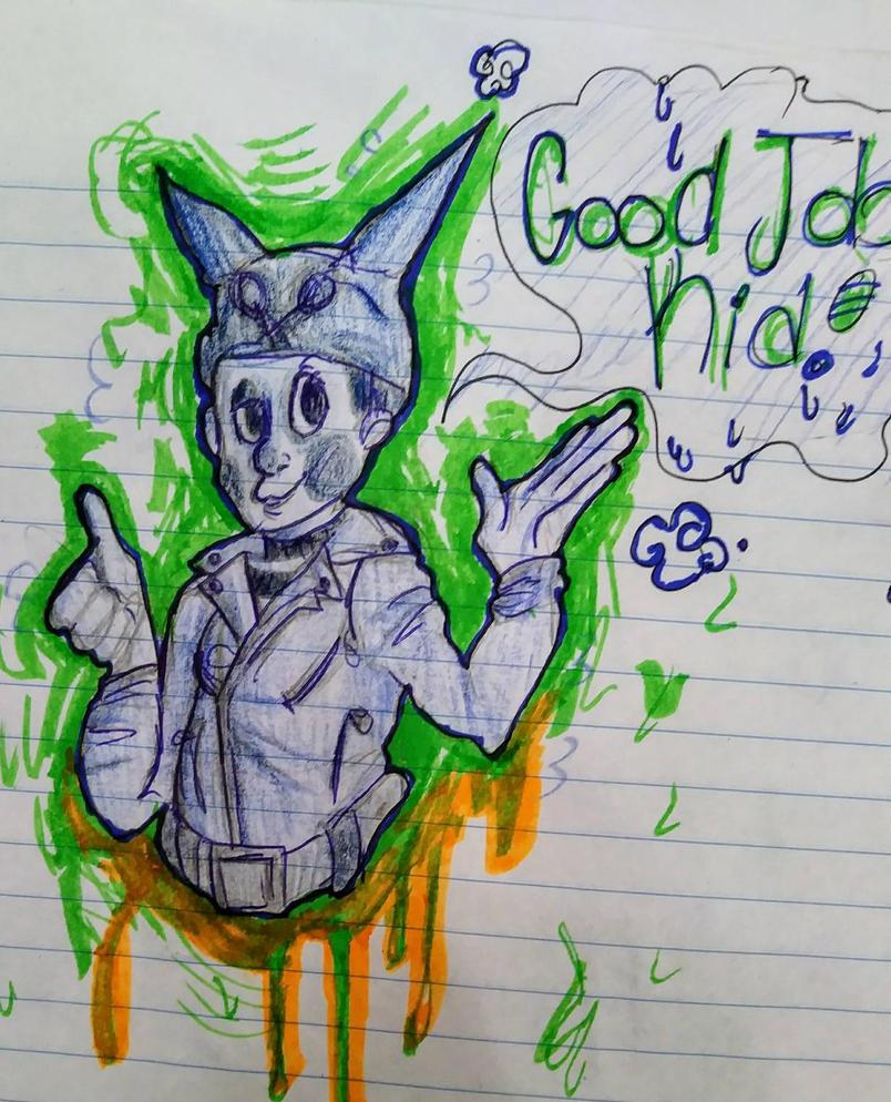 Ryoma doodles by Devilishkitty21