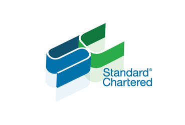 standard charted logo by pixel-gravity