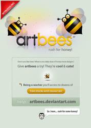 artbees by pixel-gravity