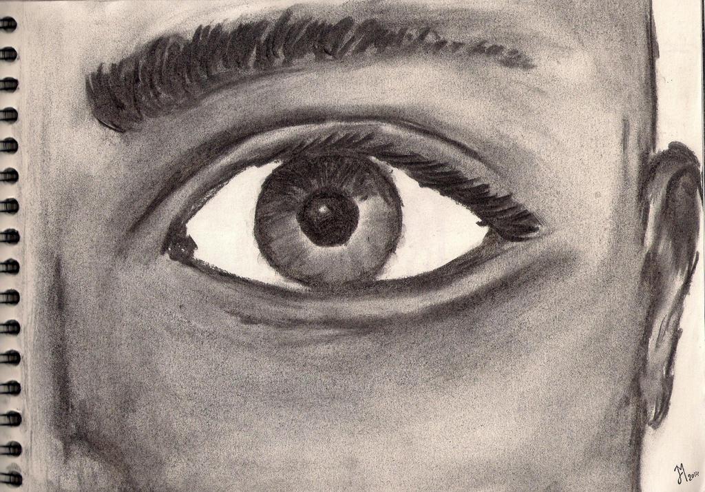 sketchbook - charcoal by ArtistSoul13
