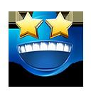 Star Emoticon by lazymau