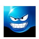Mad Emoticon by lazymau