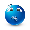 Surprised Emoticon by lazymau