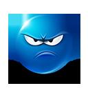 Upset Emoticon by lazymau