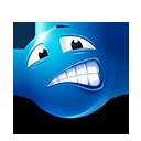 Disgust Emoticon by lazymau