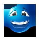 Smiling Emoticon by lazymau