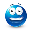 Crazy Emoticon by LazyCrazy