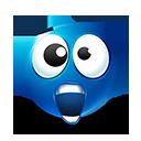Shocked Emoticon by lazymau