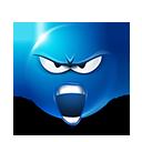 This is Sparta Screaming Emoticon by lazymau