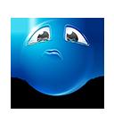 Cry Emoticon by lazymau