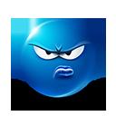 Offended Emoticon by lazymau