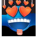 Heart Emoticon by lazymau