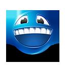 Laughing Emoticon by lazymau