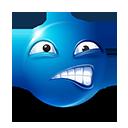 Euh Disgust Emoticon by lazymau