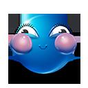 Cute Emoticon by lazymau