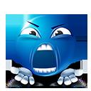 WTF Emoticon by lazymau