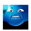 Angry Emoticon by lazymau