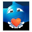 Love Emoticon by lazymau