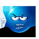Argue Emoticon by lazymau