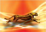Cheetah by lazymau
