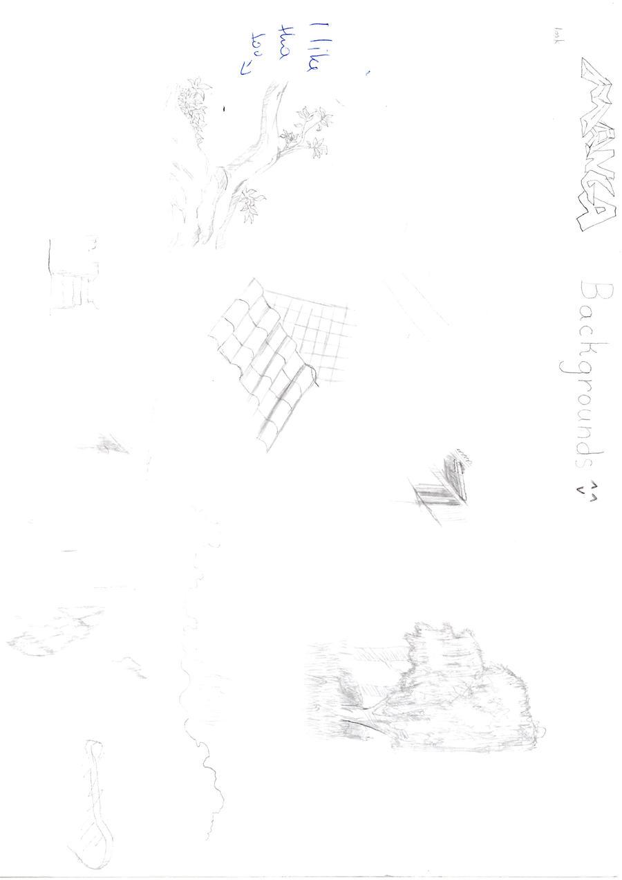 manga background effects