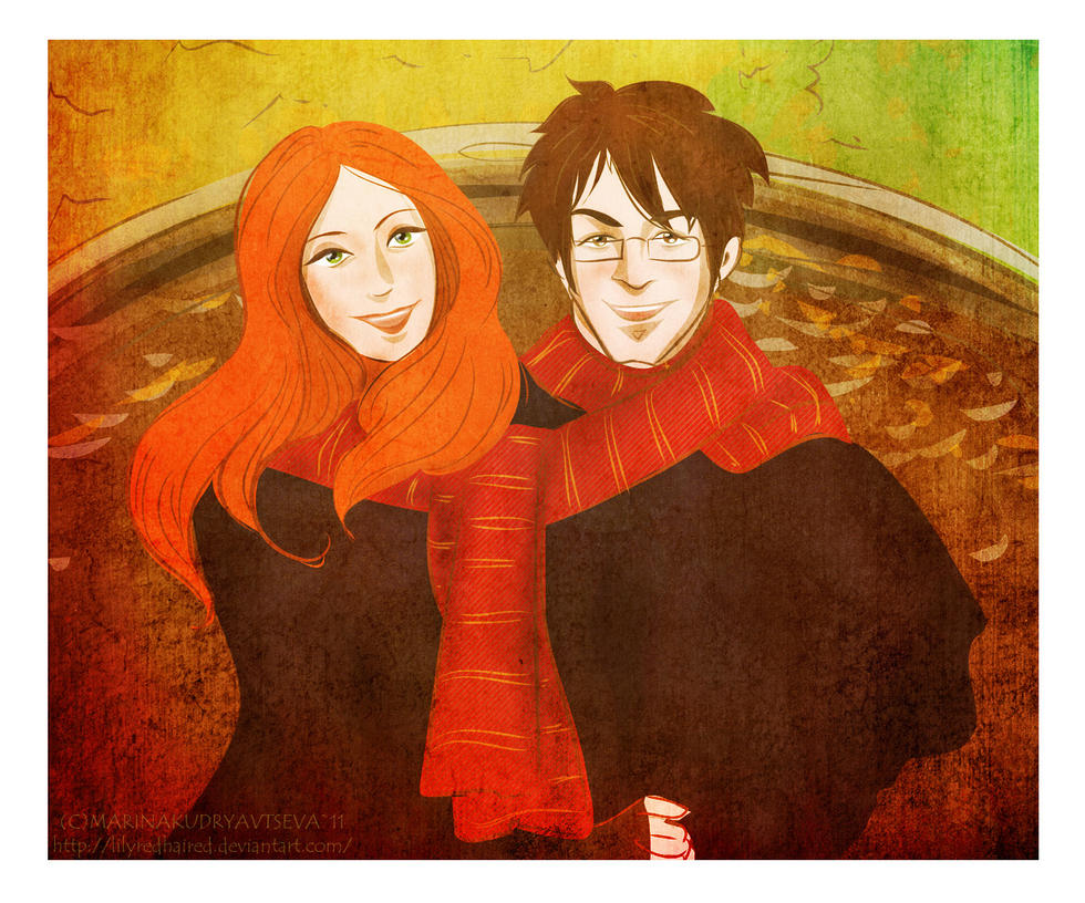 Autumn by LilyRedHaired